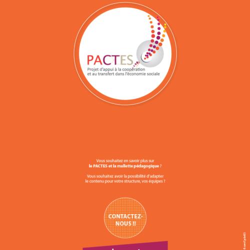 Proyecto Leonardo PACTES: un partenariado para el fortalecimiento y profesionalización de los agentes europeos de la economía social y solidaria
