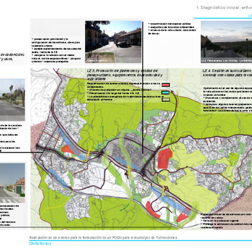 Plan General de Ordenación Urbana participativo de Torrelodones