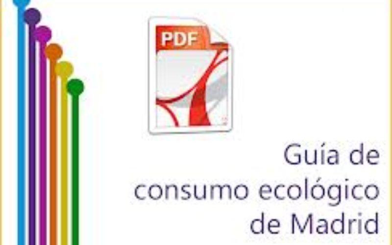 Guía de consumo ecológico en Madrid