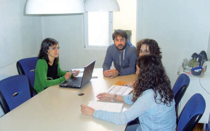 Andaira participa en el programa de asesoramiento integral a entidades asociativas de Madrid, una manera más de fomentar el asociacionismo