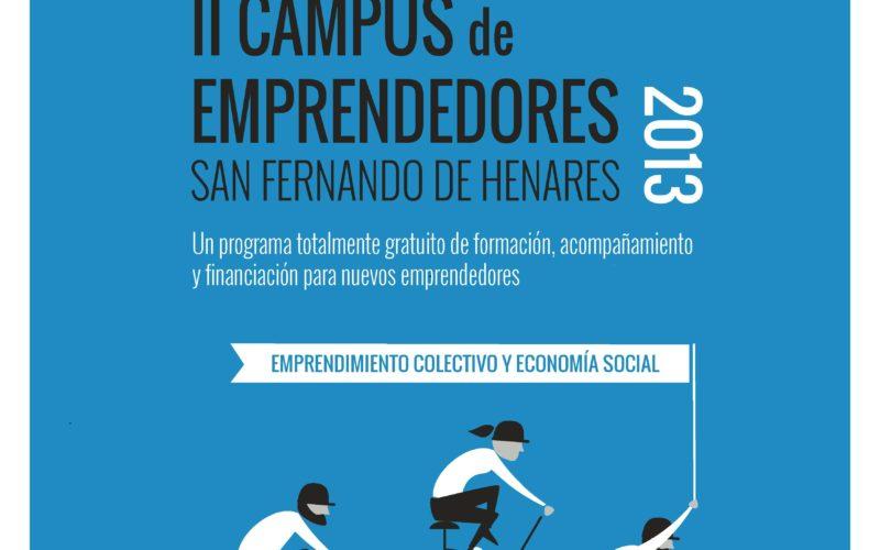 II Campus de Emprendimiento de San Fernando de Henares