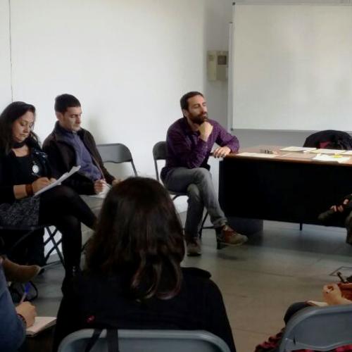 Presupuestos participativos en Sostenibilidad Ambiental de la Universidad Complutense de Madrid 2017