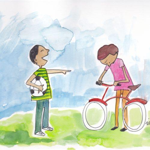 Campaña de Prevención y Sensibilización de violencia de Género de Loeches