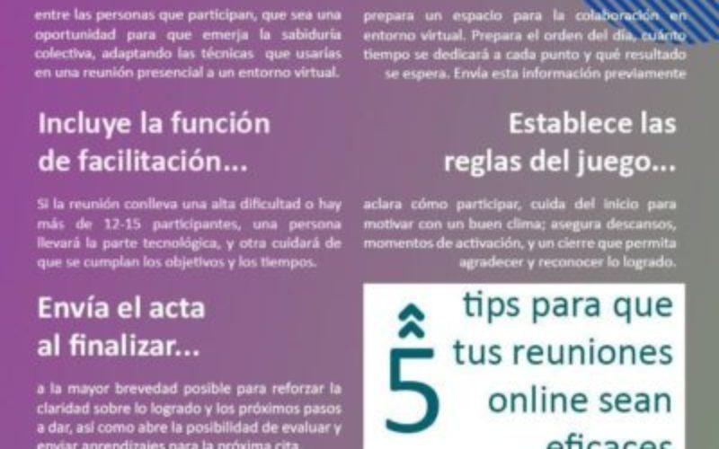 Herramientas digitales para la participación online