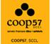 Coop57::Como entidad asociada a Coop57 contribuimos al fomento de servicios financieros éticos y solidarios.