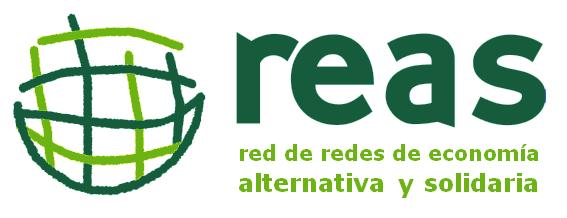 REAS::Fomentamos una economía sostenible al servicio de las personas participando activamente en la Red de redes de economía alternativa y solidaria (REAS).